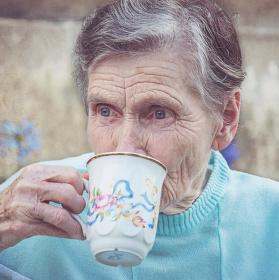 Můj anděl - má zlatá babička ♥ ...