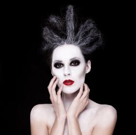 Hair White Lady