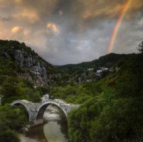 Zagoria, Řecko