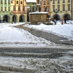 Zimní náměstí