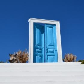 Dveře do neznáma.