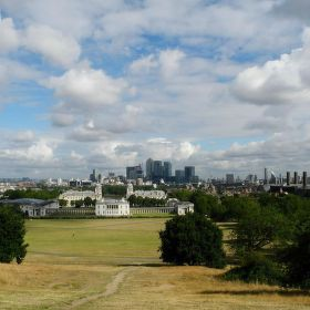 Londýn z druhé strany