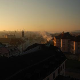 Malostranské ráno