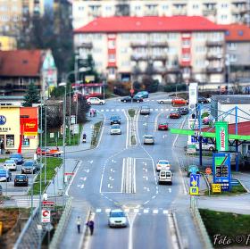 Město