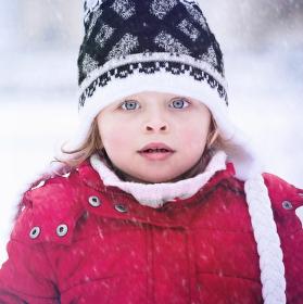 Zimní den