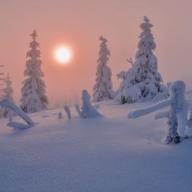 Zima čarodějka