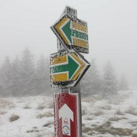 Kudy, kam? - zima v horách