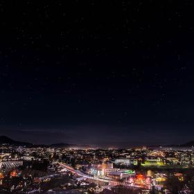 Hviezdy nad mestom