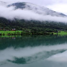 Norský venkov