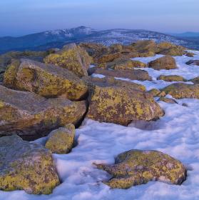 Šumava- Luzný (1 373m)