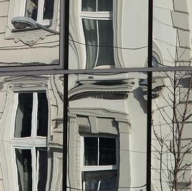 Tančící okna