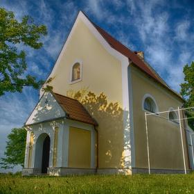 Pustý kostolík