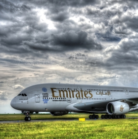 A 380 HDR