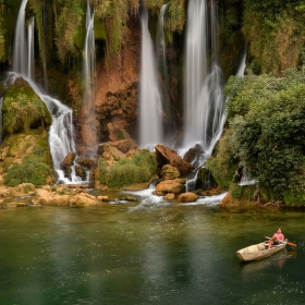 strážce vodopádů