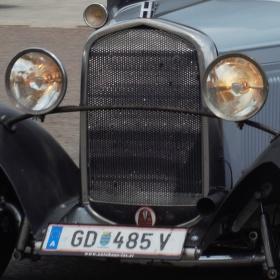 Stylové vozítko
