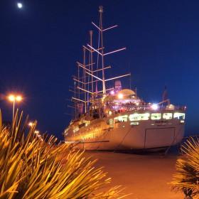 Noční bezvětří na Sicilii