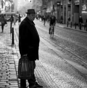 Ulice města Pražského