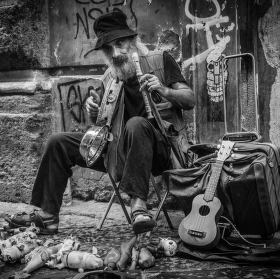 One Man Orchestra