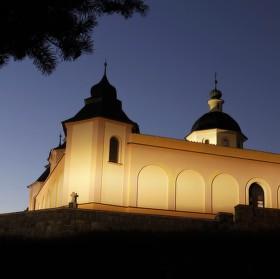 Kaple sv. Anděla Strážce nad Sušicí