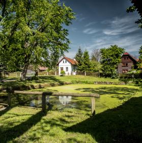 Poklidná vesnička
