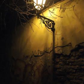 Zeď na Kampě