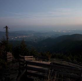 Východ Lysá hora