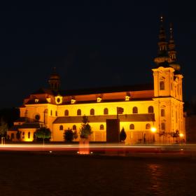 Velehrad - Bazilika Nanebevzetí Panny Marie a svatého Cyrila a Metoděje