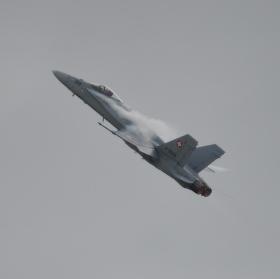F-18 Hornet ( Schweizer Luftwaffe)