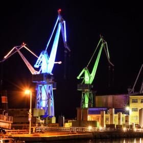 Pula - port