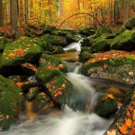 U podzimního oblouku