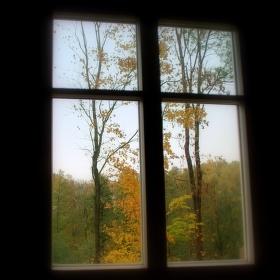 Podzimní okenní blues