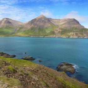 obrázky z islandské přírody 30 aneb ... kdesi na pobřeží