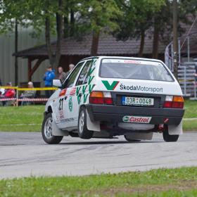 Rallye Český Krumlov 2013