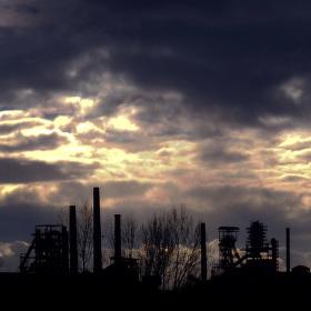Vítkovická obloha