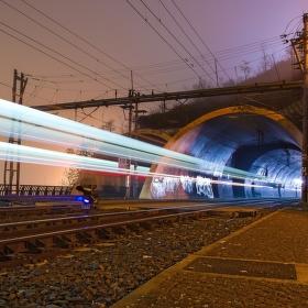 Tunel pod Vítkovem