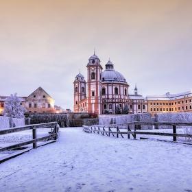 Zimní zámek Jaroměřice nad Rokytnou
