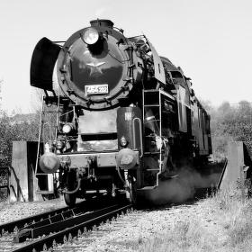 Parní lokomotiva 464. 202