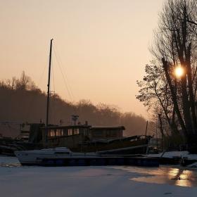 Zimní přístav
