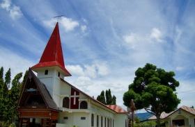 Batak kostel