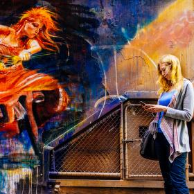 Melbourne Graffiti III.