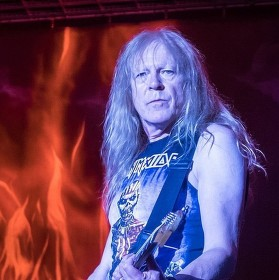 Iron Maiden v Praze 2016