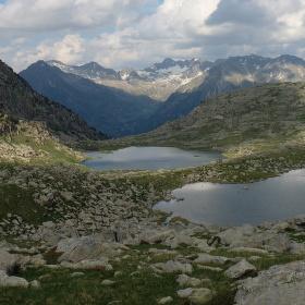 jezera de Angliós