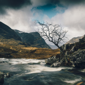 Three Waters | Glen Coe