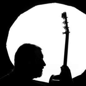 Bluegrass kytarista Luděk Bouška