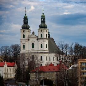 Bazilika Navštívení Panny Marie