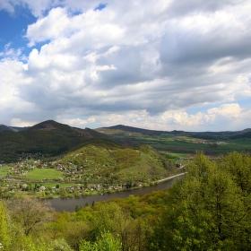 Výhled z Dubiček