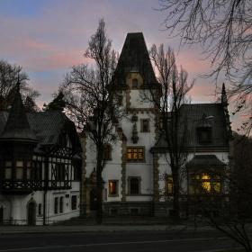 kouzlo staré architektury