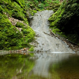bubovický vodopád