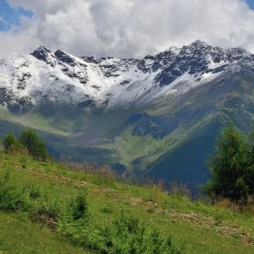 V západních Dolomitech