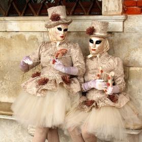 Baletky v Benátkách